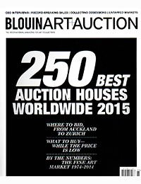 Revista Blouin Art+Auction - Novembro de 2015