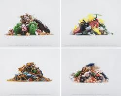 Vik Muniz - Mounds